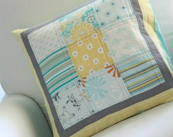 SALE - Baby Boy Throw Pillow Cover