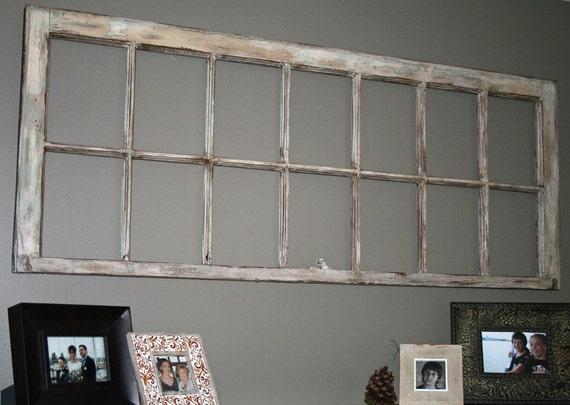 old flaky repurposed window frame wall art. Black Bedroom Furniture Sets. Home Design Ideas