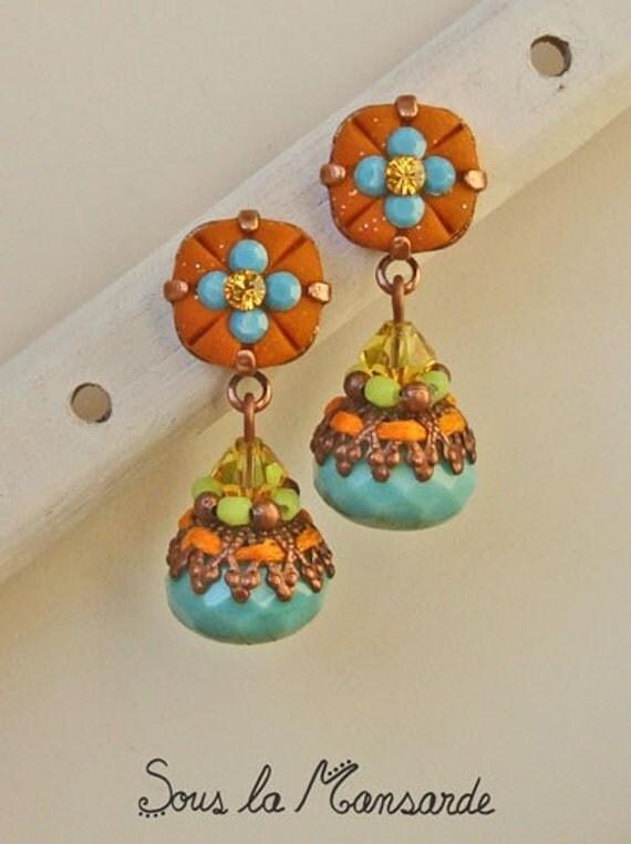 Orientalis n'11 Earrings