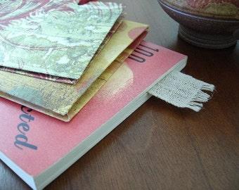 Hemp Bookmark