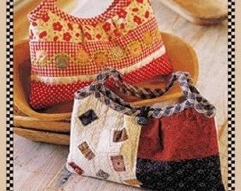 Handbag Pattern Pocketbook Purse by Indygo Junction
