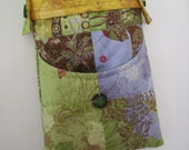 The Quilty Bag Urban Shamrock Awesome BUTTONS