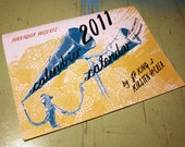 2011 Calendar - featuring 12 art prints by JP King & Kirsten McCrea