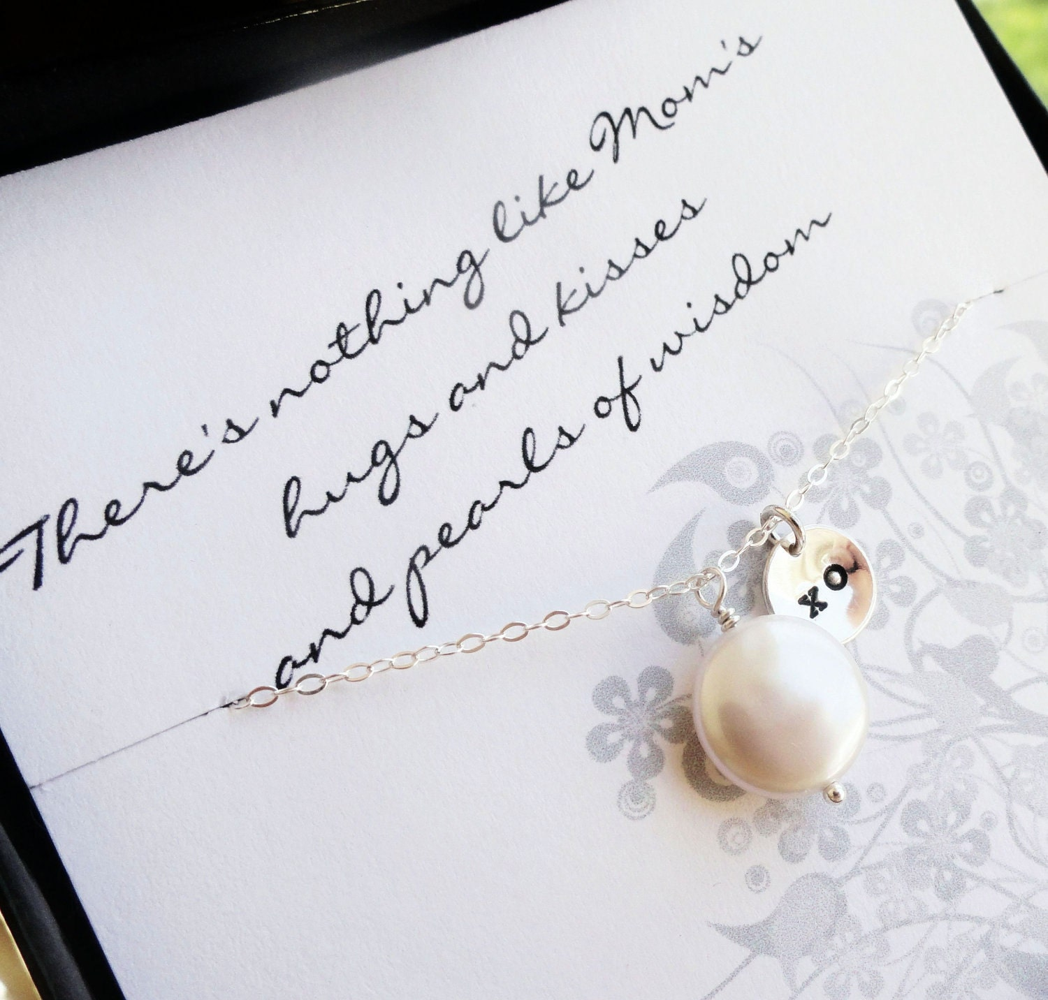 Mother Of The Bride Gifts: Mother Of The Bride Or Groom Card & Necklace Gift Set