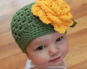 Instant Download - Crochet Hat Pattern - Jack and Jill (Striped or Lace) Beanie (All Sizes)