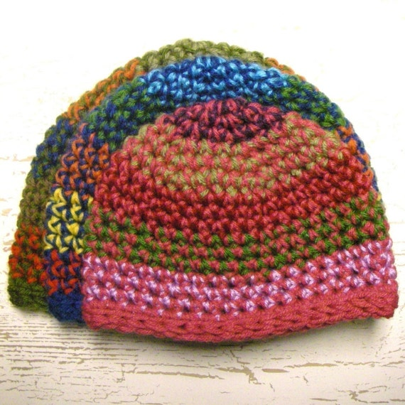 Instant Download Crochet Pattern Jordan Hat by Mamachee on Etsy
