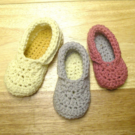 Crochet Pattern Beaded Baby Shoes : Instant Download Crochet Pattern Toddler Child by Mamachee