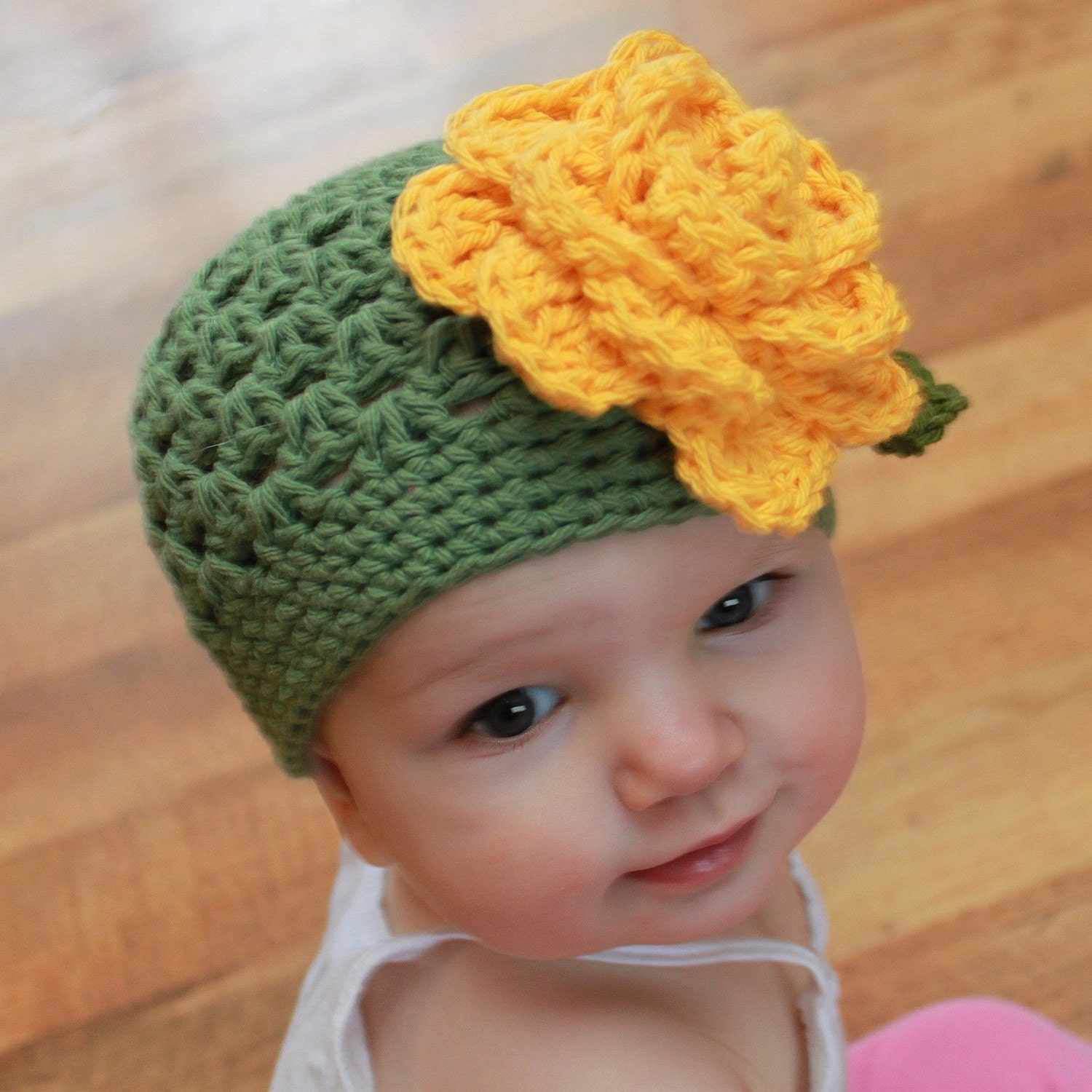Crochet Hat Pattern Download : Instant Download Crochet Hat Pattern Jack and Jill by Mamachee