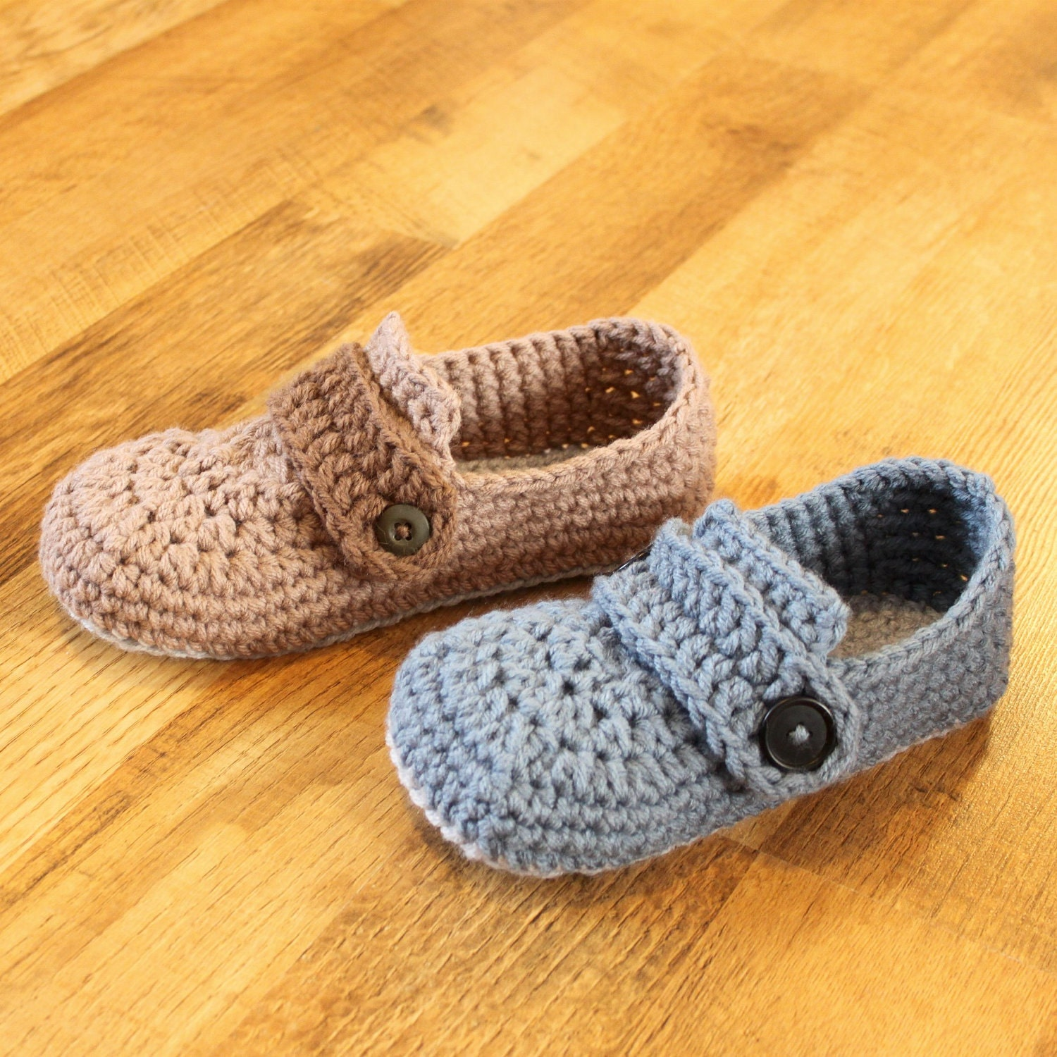 Crochet Patterns For Men Slippers Crochet Mens Slipper Pattern