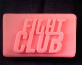 FIGHT CLUB pepto pink Soap  -choose your fragrance-