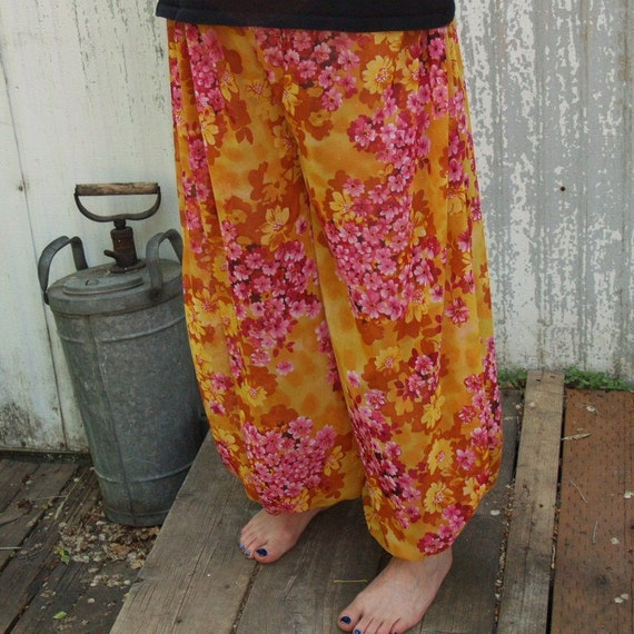Belly Dance Harem Pants Bloomers