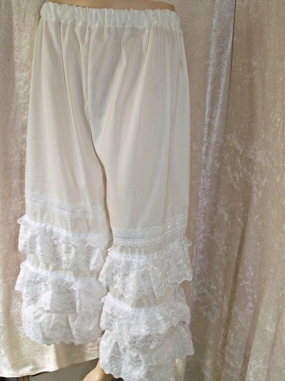 Ladies capri yoga pants-8537