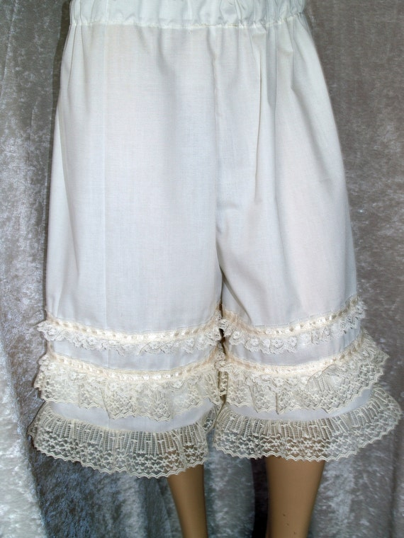Pantaloons Bloomers Victorian Steampunk Style Pants