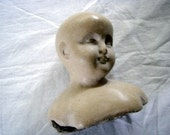Vintage Doll's Head