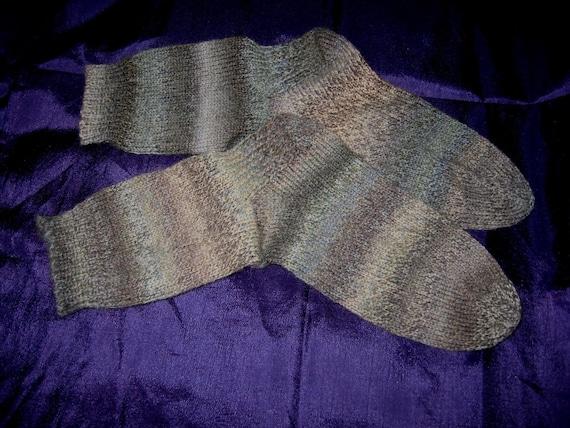 Earth Tones socks for Men or Women