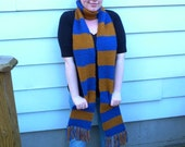 Ravenclaw first edition scarf - Book version