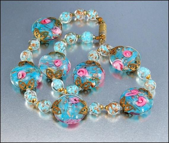Venetian Wedding Cake Beads