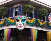 MARDI GRAS TIME IN NEW ORLEANS