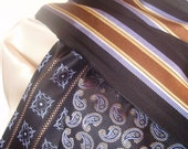 Hand Sewn Italian Silk Wrap