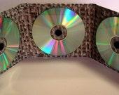 Custom CD/DVD case for Three CDs/Triple DVD Cover. Custom Made, You Design.