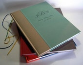 Custom Sketchbook / Drawing Journal. Ideal for sketching, drawing, ink. You Design the Cover. Handbound. 8.5 x 11""