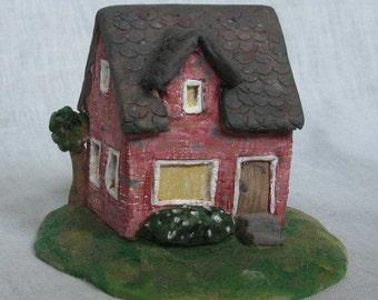 Miniature Brick Home