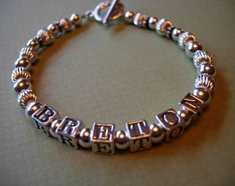 Create Your Own Mother's or Grandmother's Bracelet