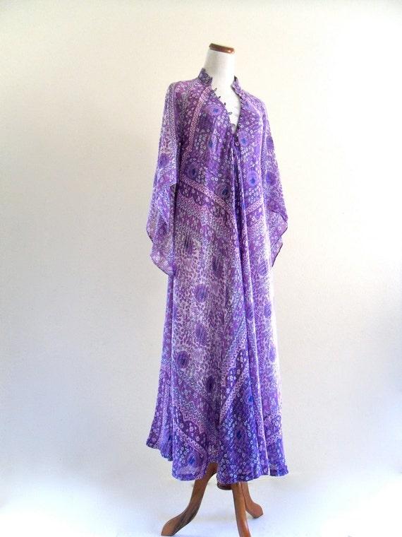 SuLtaNa by aDini BoHO inDia Cotton MetaLLic Hippie FeStiVaL MaXi CafTan DreSs . Free Size . D013 .