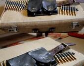 bullet/carrier belt