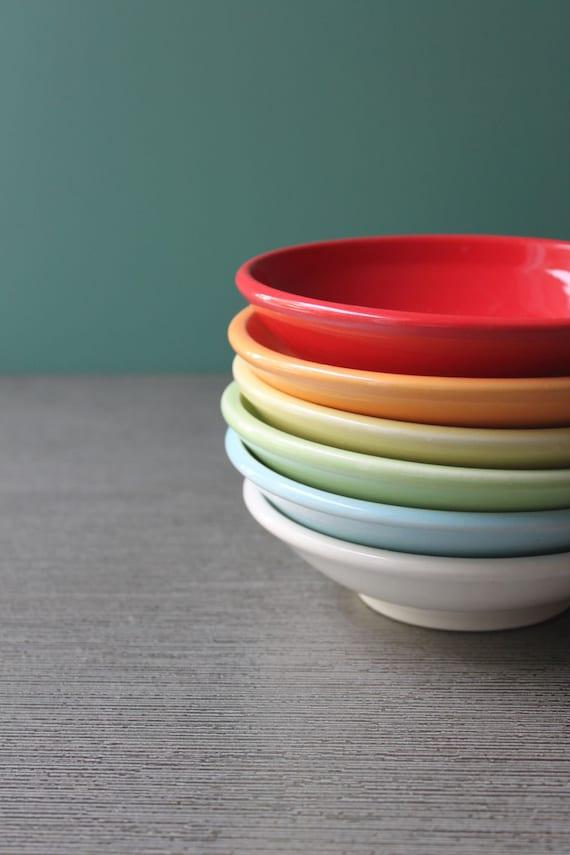 Porcelain Rainbowls