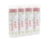 Earl Grey Tinted Lip Glace - Tinted Lip Balm - Lip Tint - Natural