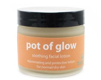 Pot of Glow Enriching Facial Lotion