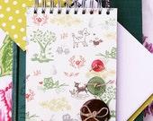 Forest Friends Mini Notebook