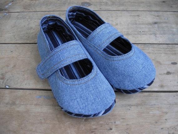 Repurposed house slippers