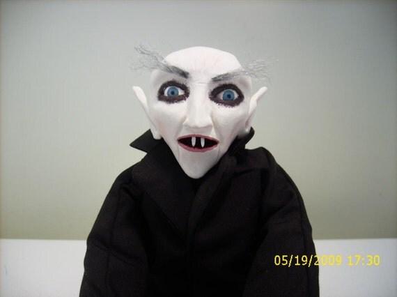 Nosferatu Art Doll
