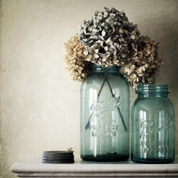 Ball Jars (signed fine art photograph)