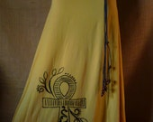 Dogon dreams convertible summer skirt sz  S/M/L/XL