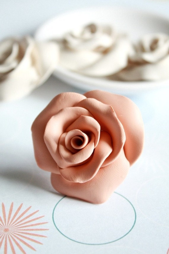 Life is Peachy - Rose Ring