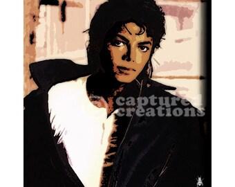 Michael Jackson 10x10