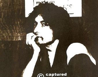 Bob Dylan Screen Print Serigraph
