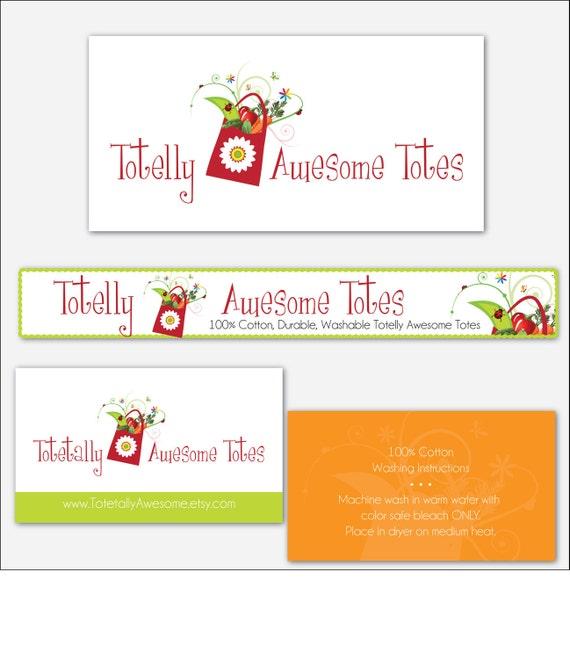 Custom Logo Design PLUS Choose 5 extra items