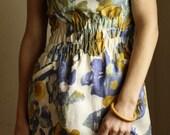 fiji dress - floral