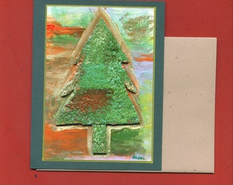 Holiday Tree Note Card
