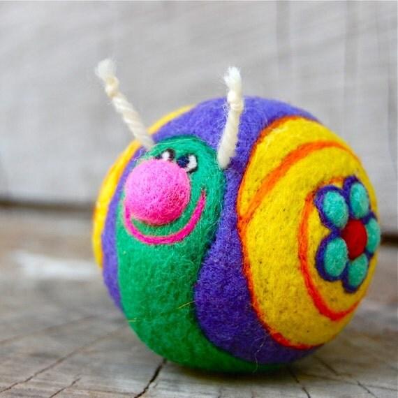 snail ball