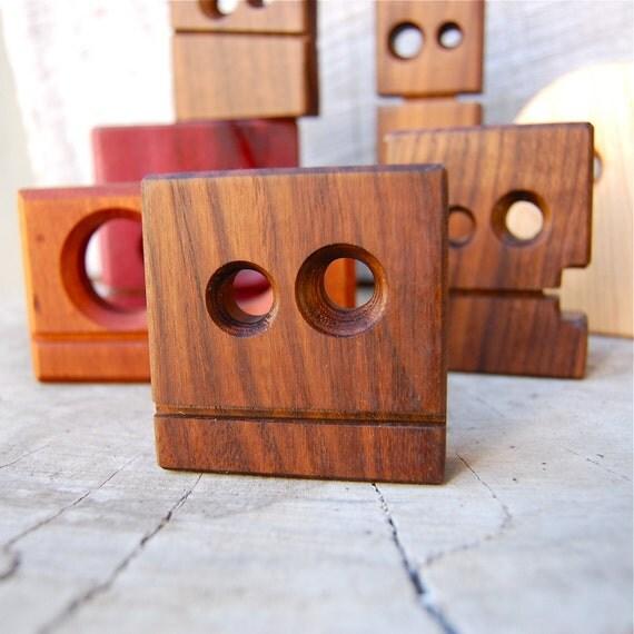 Pet Monster Wood Blocks Ready to Ship