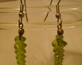 James and the Giant Peach Inspired Crocodile Tongue Earrings.