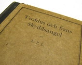 Swedish Theophilus and his guardian angel - vintage text