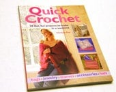 Quick Crochet Book - 35 projects
