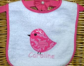 Little Birdie Bib