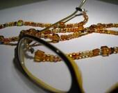 Rich Cognac EyeglassHolder